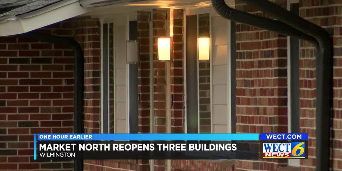 Market North welcomes residents back