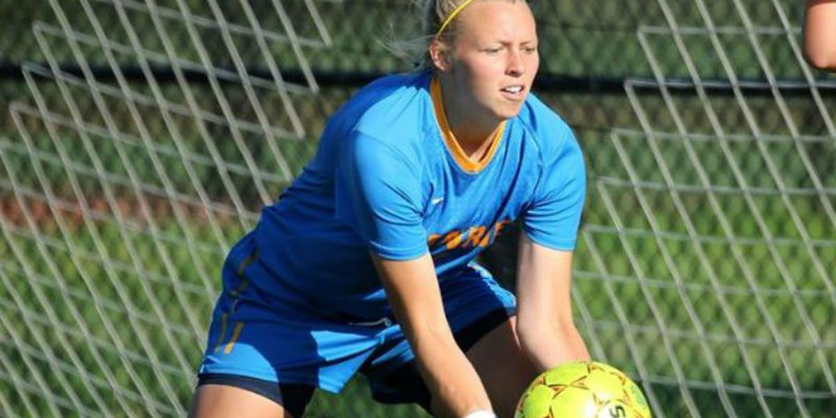 Junior college goalkeeper signs with Seahawks