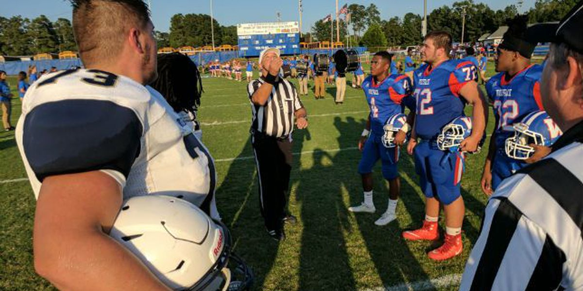 An inside look at how officials prepare to call high school football games