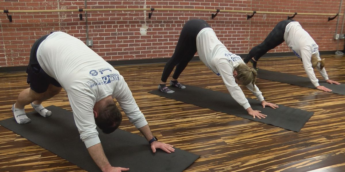 Get Fit With 6: Healthy body and mind with Yoga