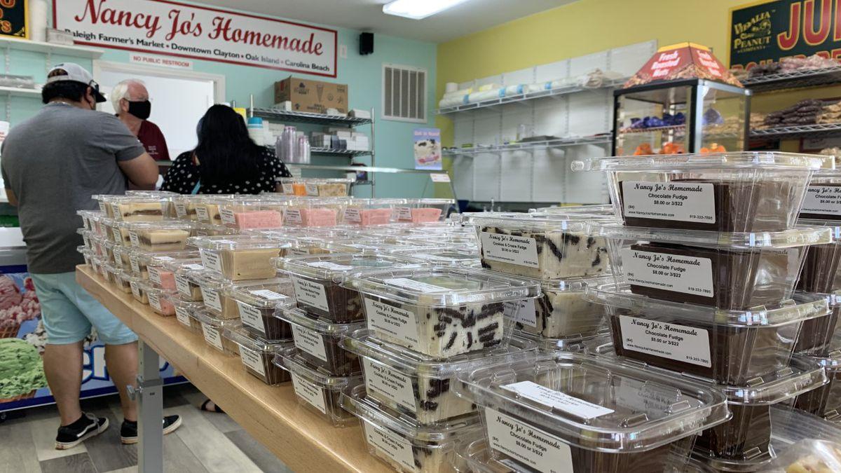Nancy Jo's Homemade opens Carolina Beach location