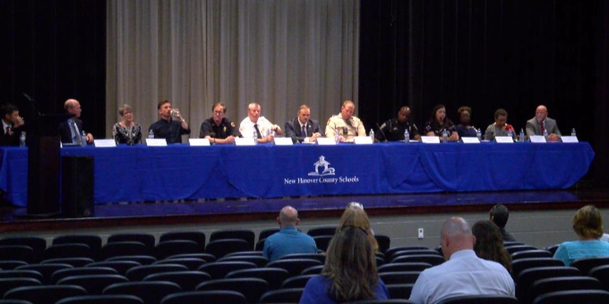NHC schools hosts a back-to-school Safety Summit
