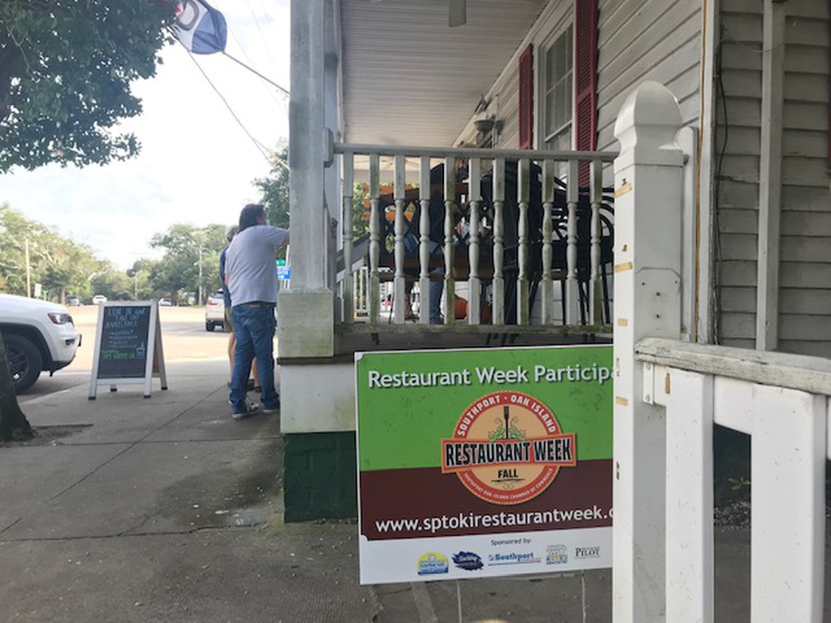 Southport-Oak Island restaurants hope for more business during annual restaurant week