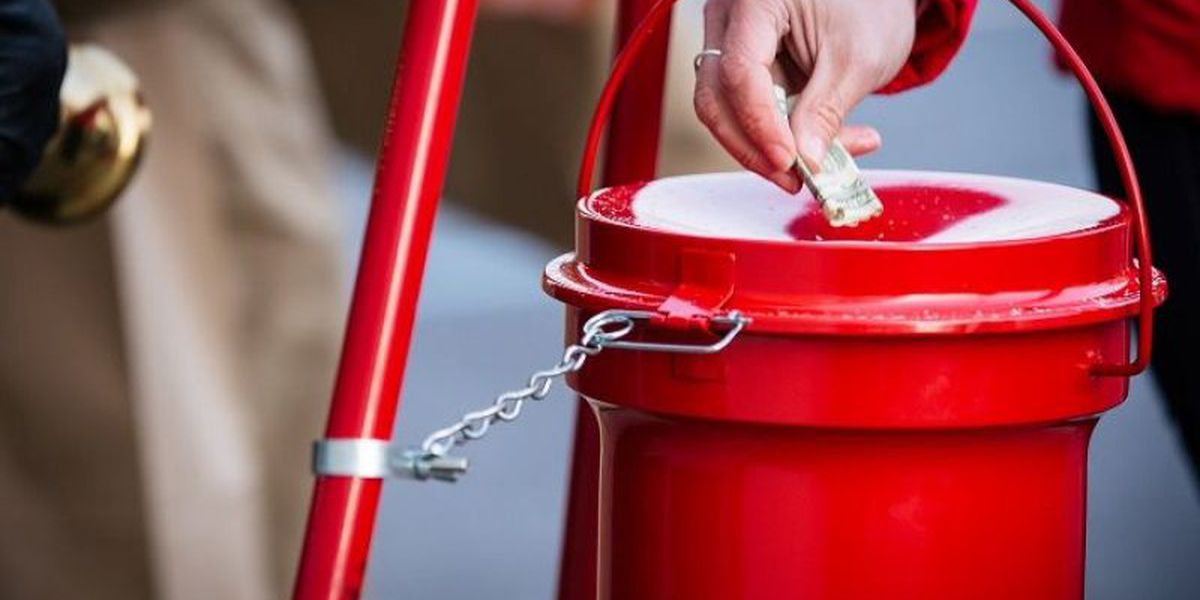 Fill the Red Kettles to help families in need after Hurricane Florence