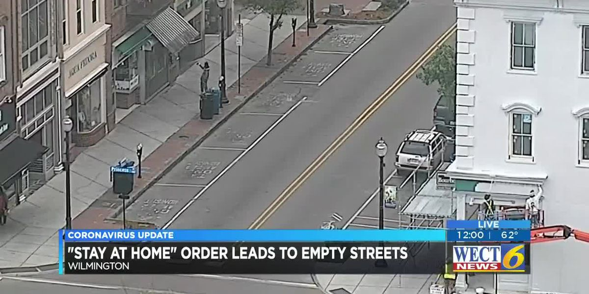 WPD to enforce stay at home order