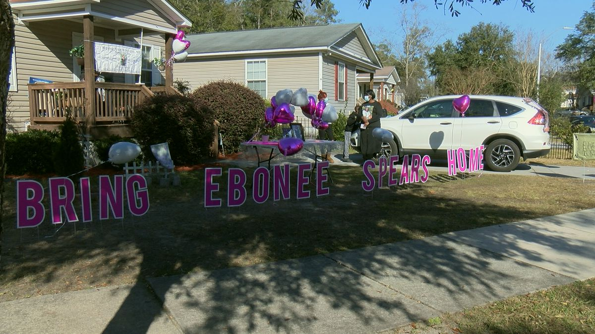 Five years after disappearance of Ebonee Spears, family prays for new leads