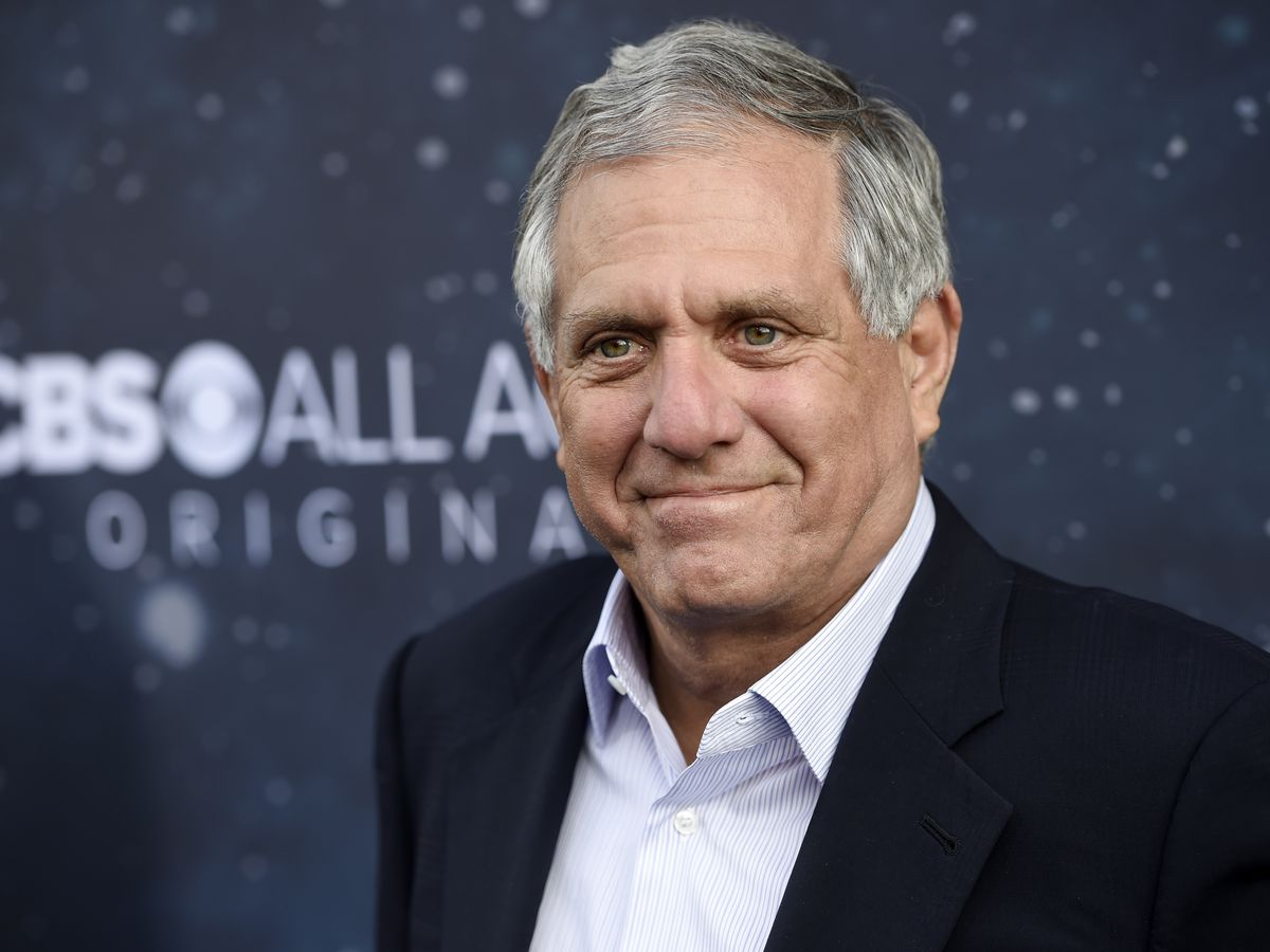 The Latest: CBS meeting wraps up with no mention of Moonves