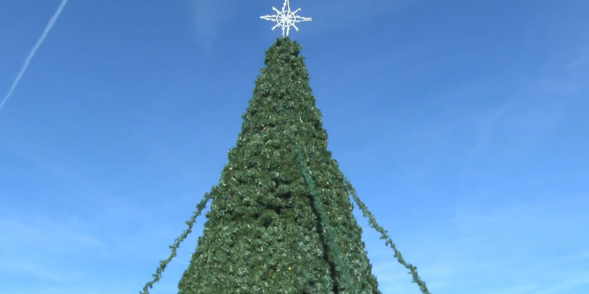 """Weekend Watch: Holiday Flotilla, """"SantaLand Diaries,"""" and the Festival of Trees"""