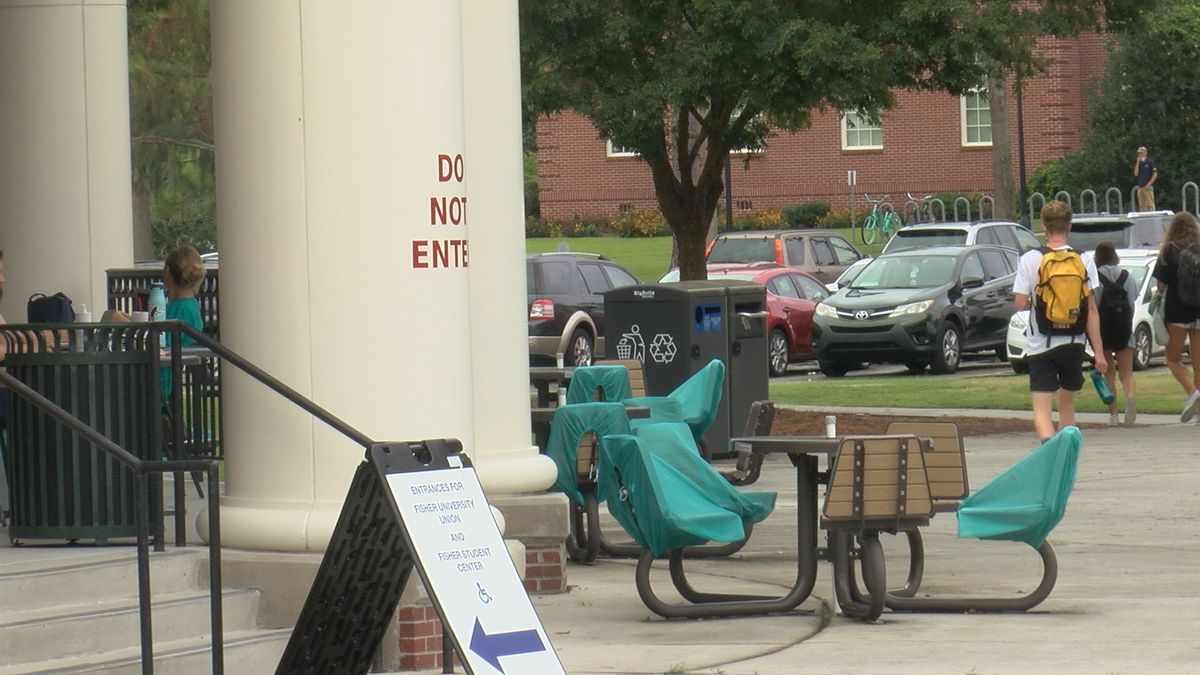 Coronavirus trends improving on UNCW's campus weeks after housing changes