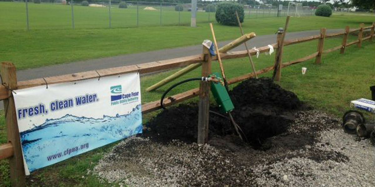 CFPUA: Ogden Park water station offline due to malfunction