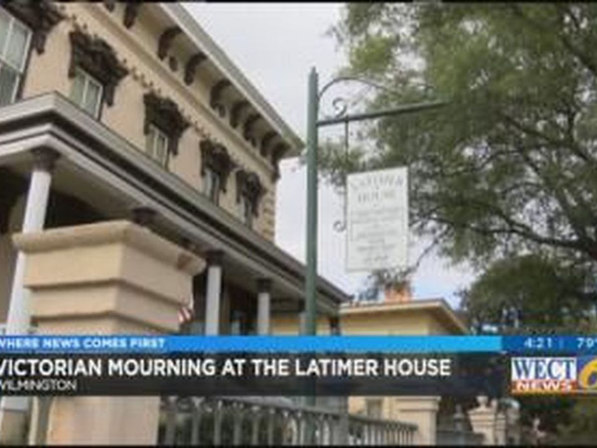 Learn how Victorians mourned the dead during Halloween event at historic home