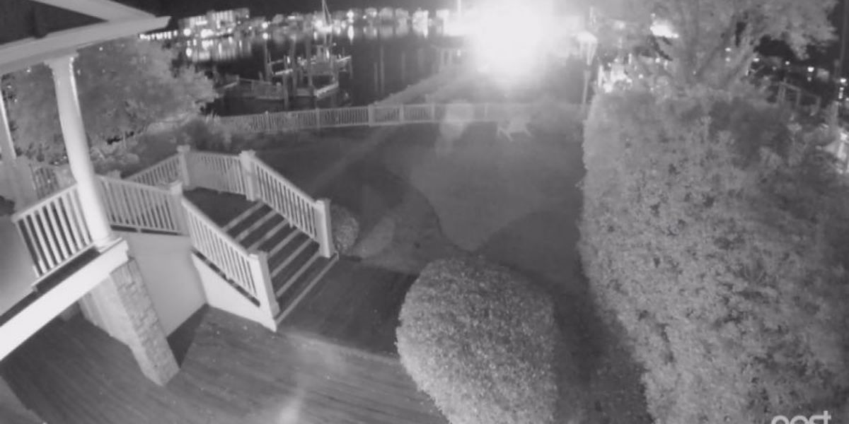 CAUGHT ON CAMERA: New video shows boat explosion