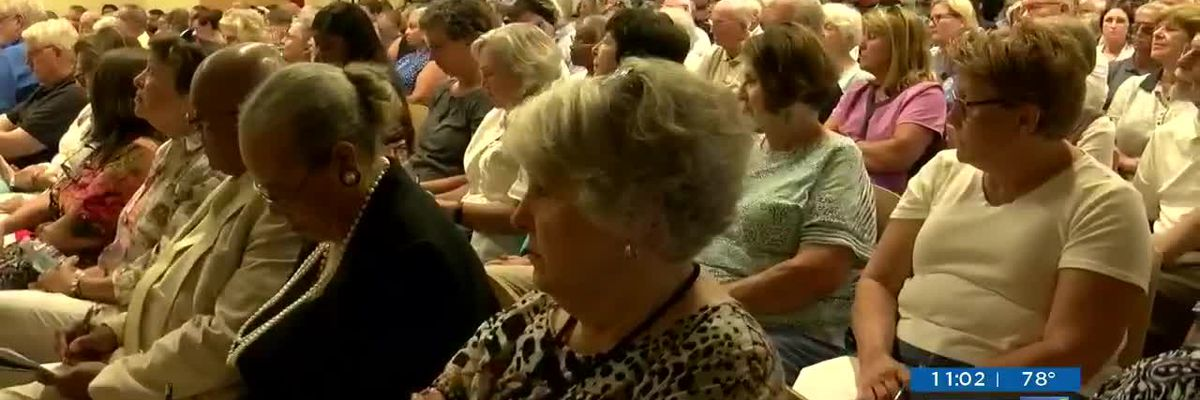 Hundreds attend meeting about potential sale of NHRMC