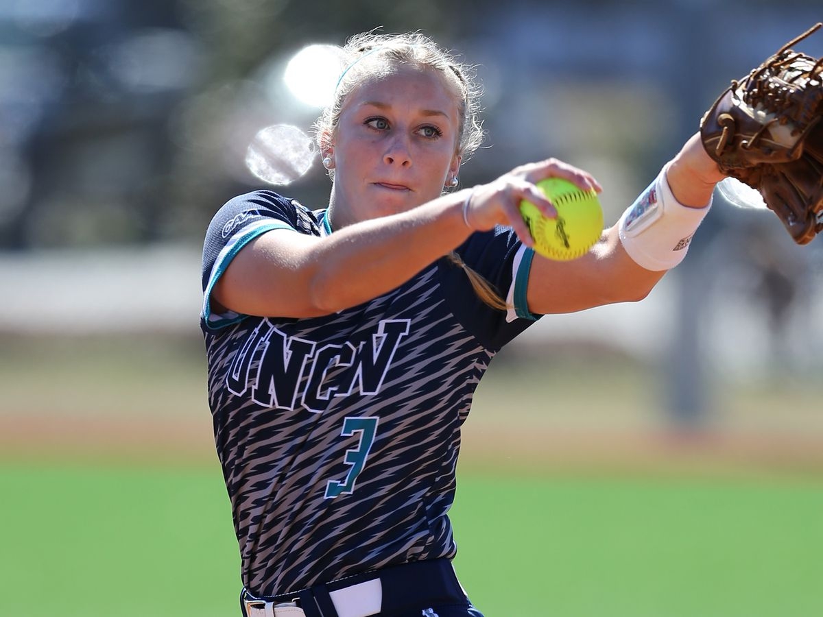 UNCW softball makes weekend schedule changes