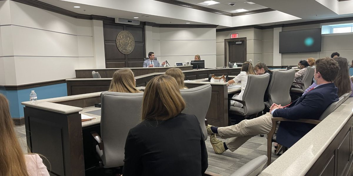 Students wrap up DA's Leadership Academy with mock trial