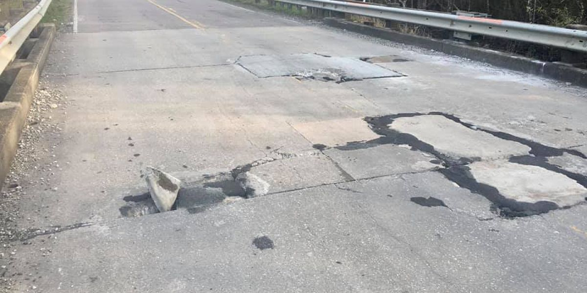 Brunswick County bridge on Hwy 211 reopens after damage repaired
