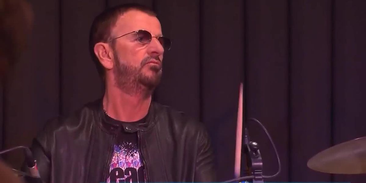 Ringo Starr celebrates 80th birthday