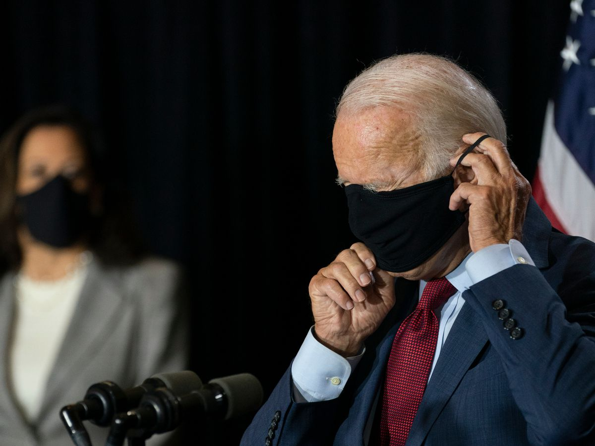 Trump and Biden trade barbs over coronavirus response, masks