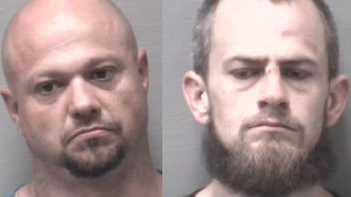 Pair get prison time for running meth-cooking operation in New Hanover County