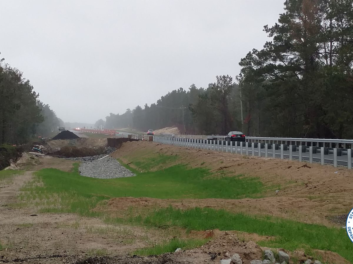 Construction begins for permanent bridge on U.S. 421