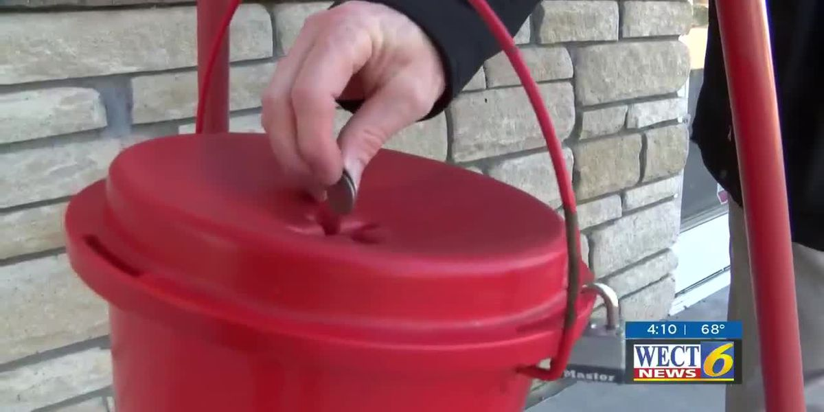 Salvation Army hopes to count on more than coins during Rescue Christmas campaign