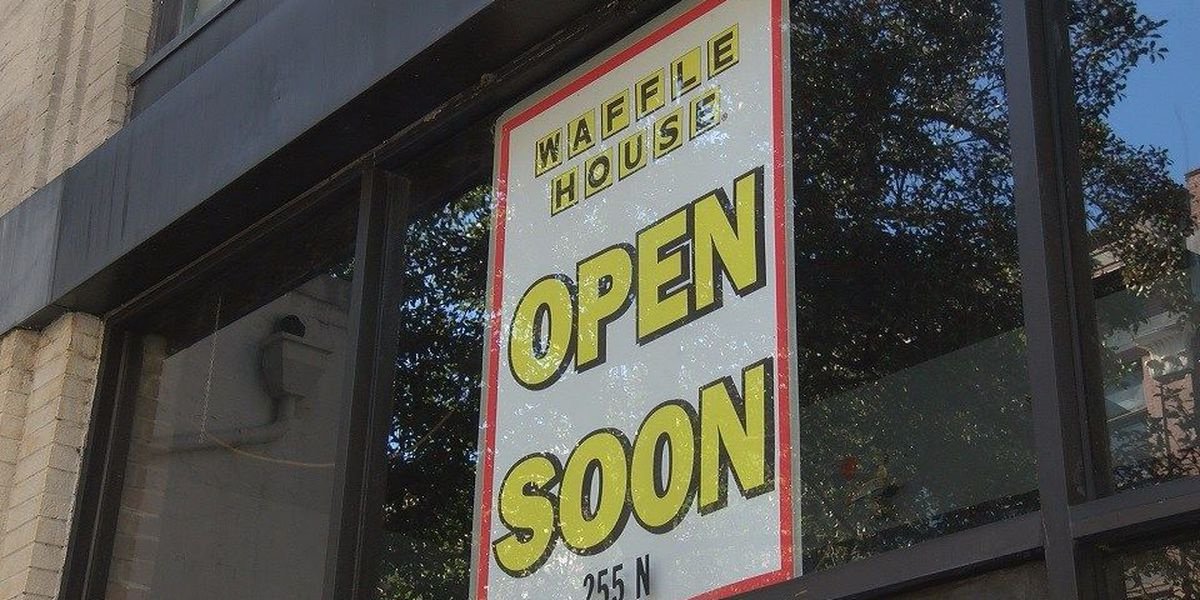 Waffle House restaurant coming to downtown Wilmington