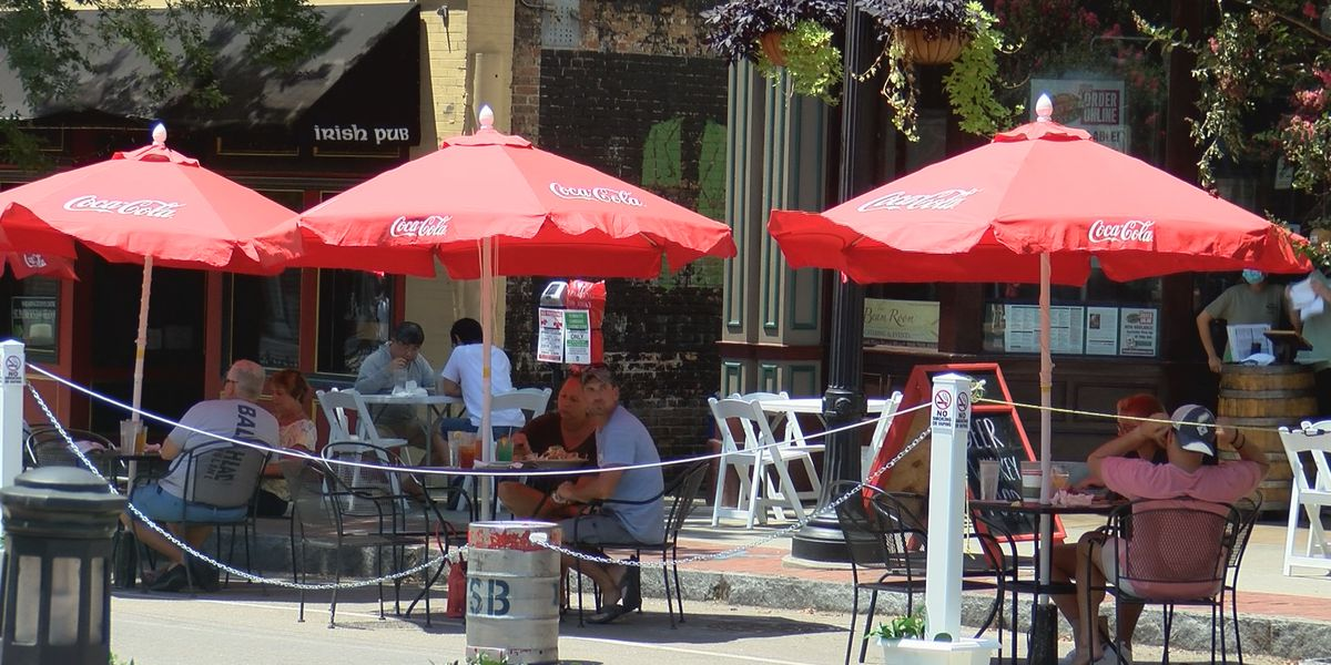 Downtown Alive, put into place to allow for social distancing at businesses due to COVID-19, eyes expansion
