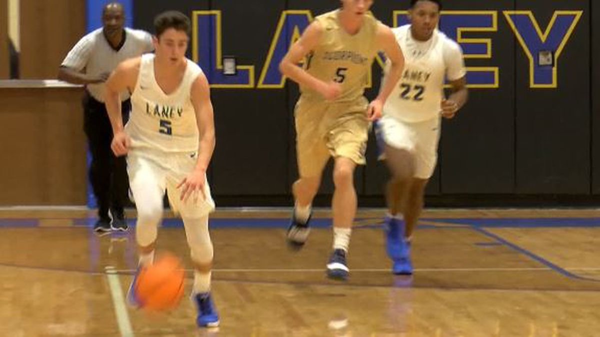 Laney's Reece Edwards named WECT Athlete of the week