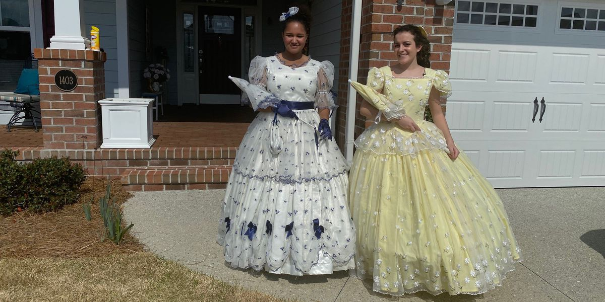 Belles living through an Azalea Festival that wasn't