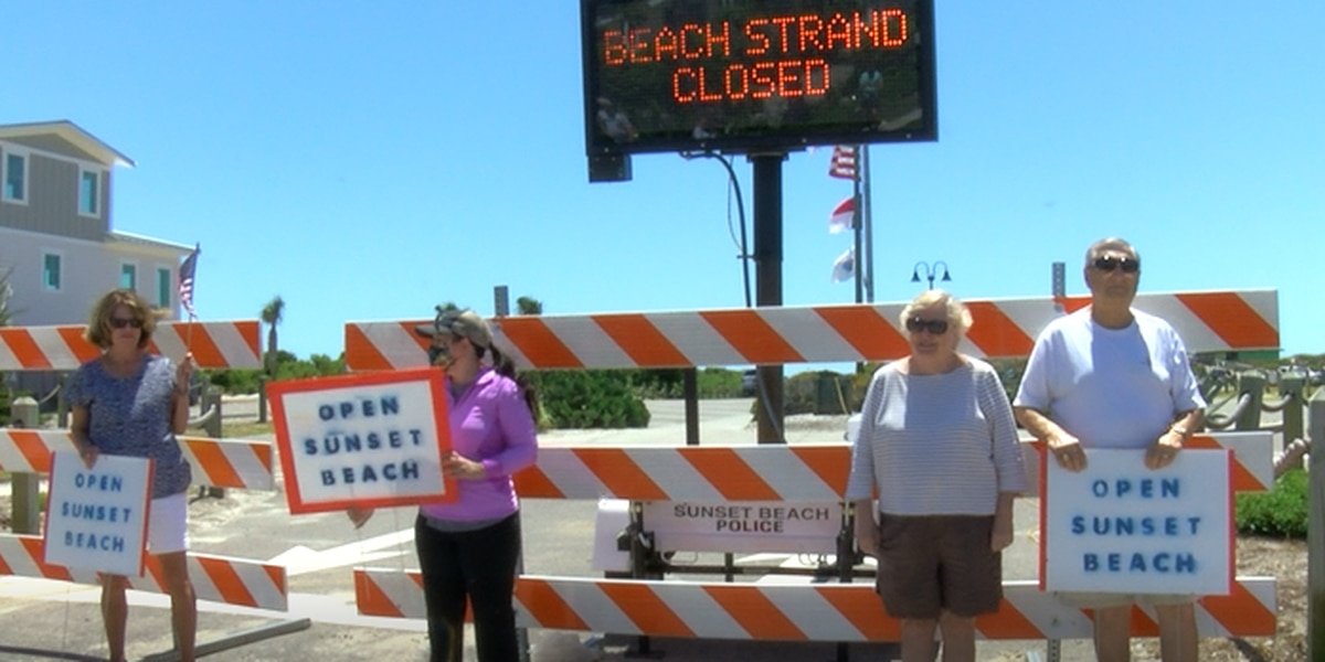 Sunset Beach locals frustrated in lack of initiative to reopen beach accesses