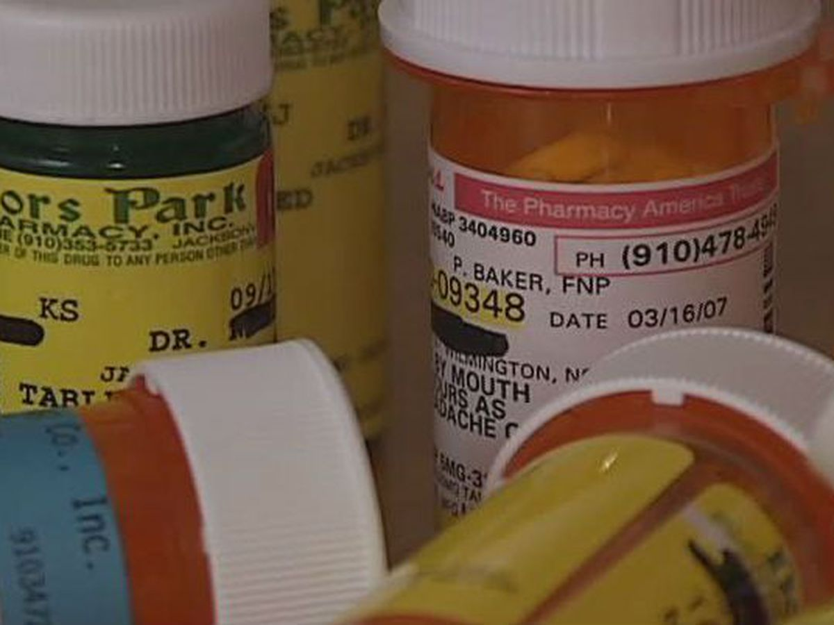 HAPPENING TODAY: Medication take back event features 19 locations in 6 counties