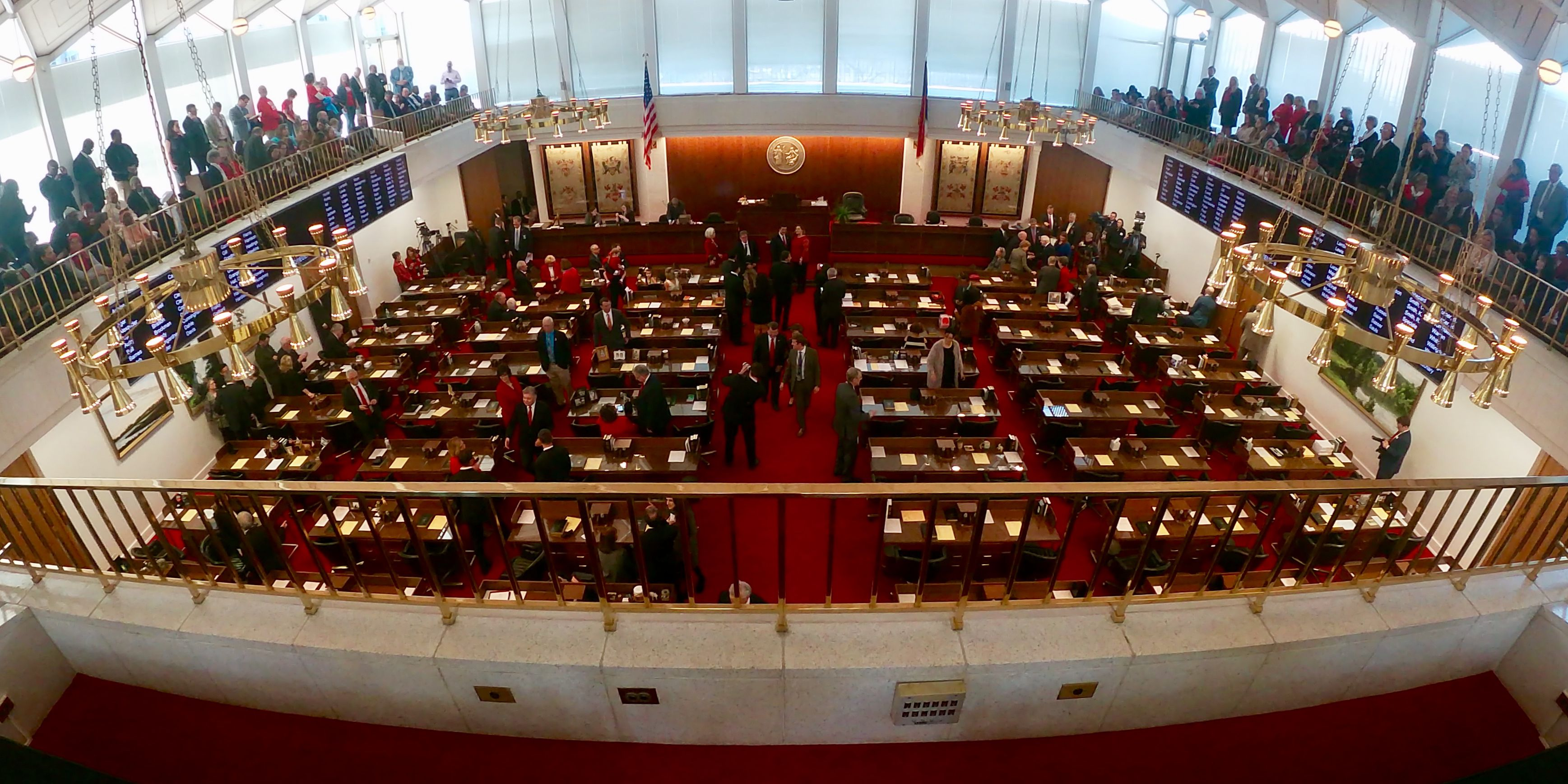 NC House moving forward on video telecasts of sessions after 115-1 vote