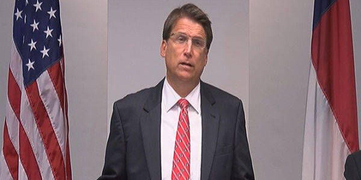 McCrory: Bills reorganize a broken election process