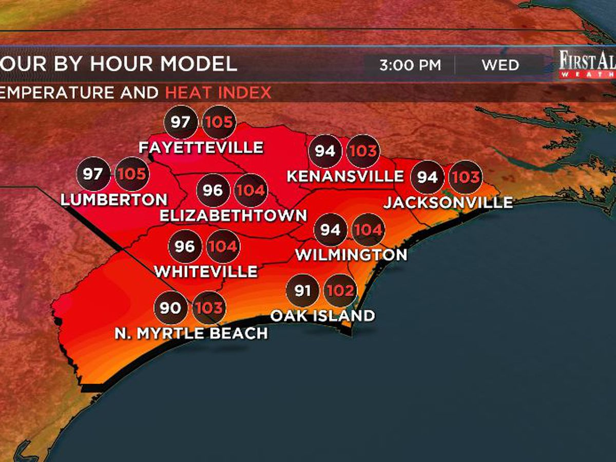 First Alert Forecast: in the fryer