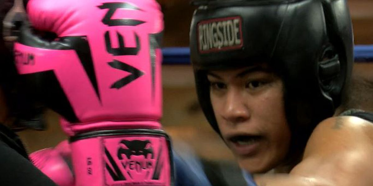 Wilmington boxer trying to make the 2020 Olympics