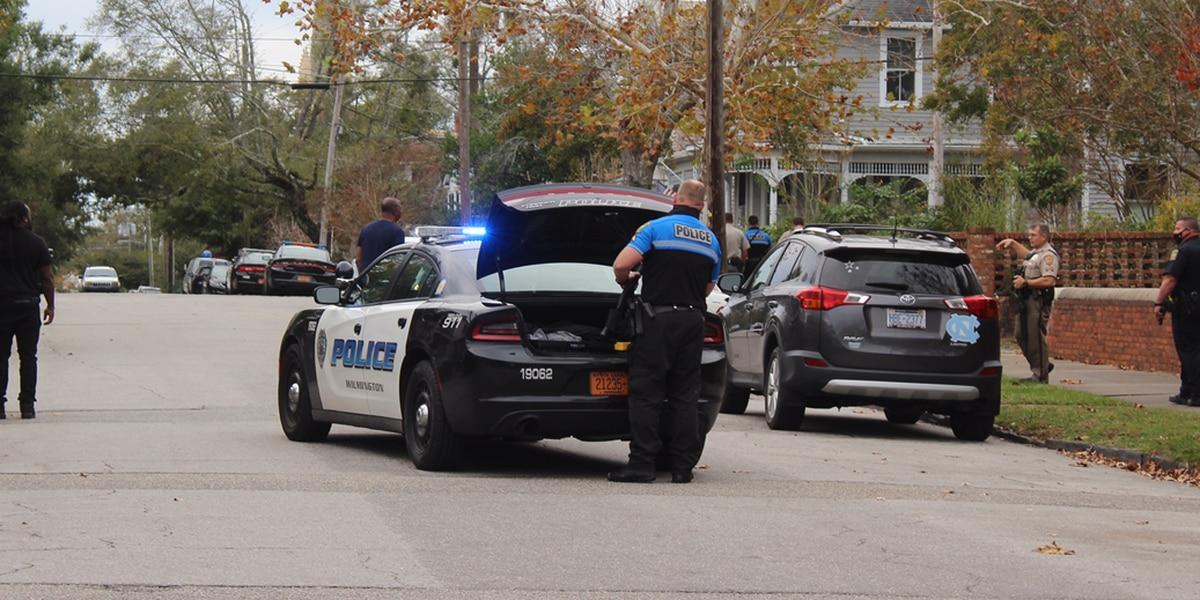 WPD responds after shots fired along Orange St.; no injuries reported