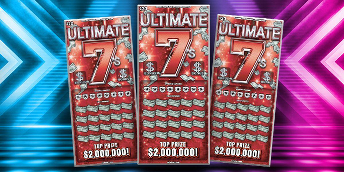 Southport woman wins $100,000 lottery prize