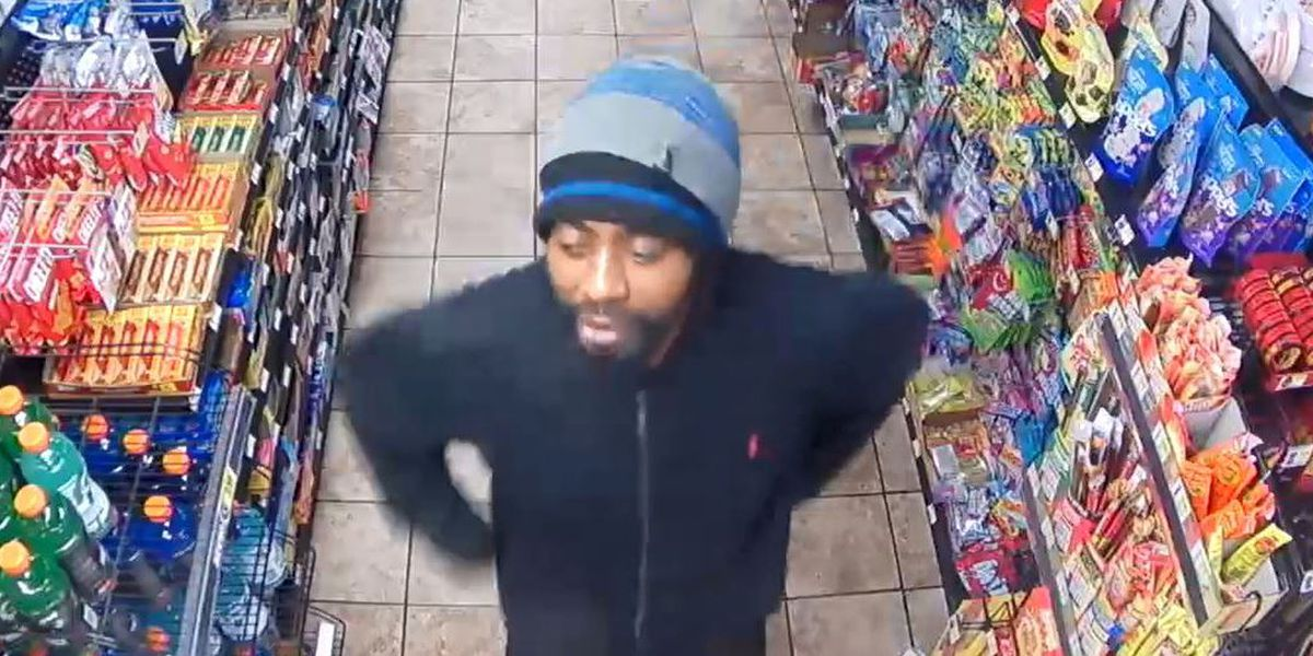 Sheriff's office trying to identify suspect in gas station larcenies