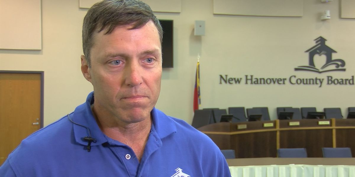 NHCS board accepts Superintendent Tim Markley's resignation