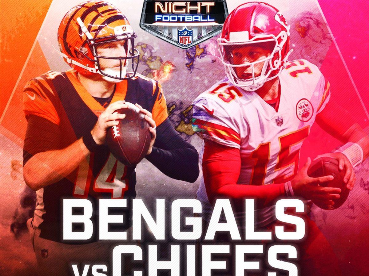 Live Online: Sunday Night Football