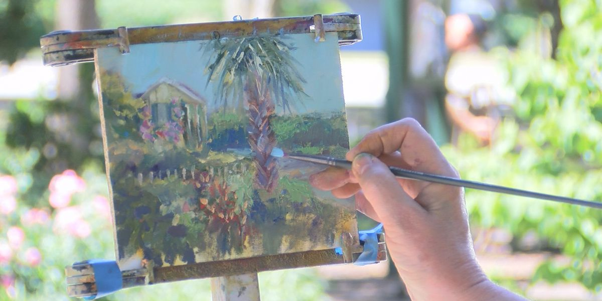 Garden Club, artists team up for joint benefit event this weekend