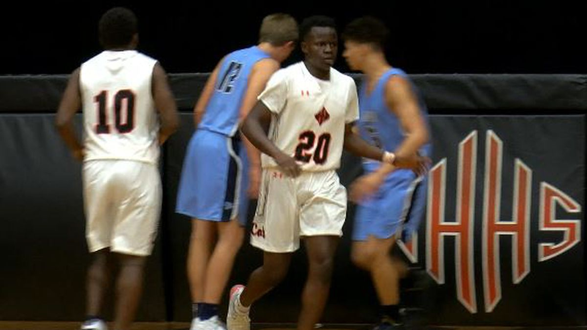 New Hanover's Jaheim Marshall named WECT Athlete of the Week
