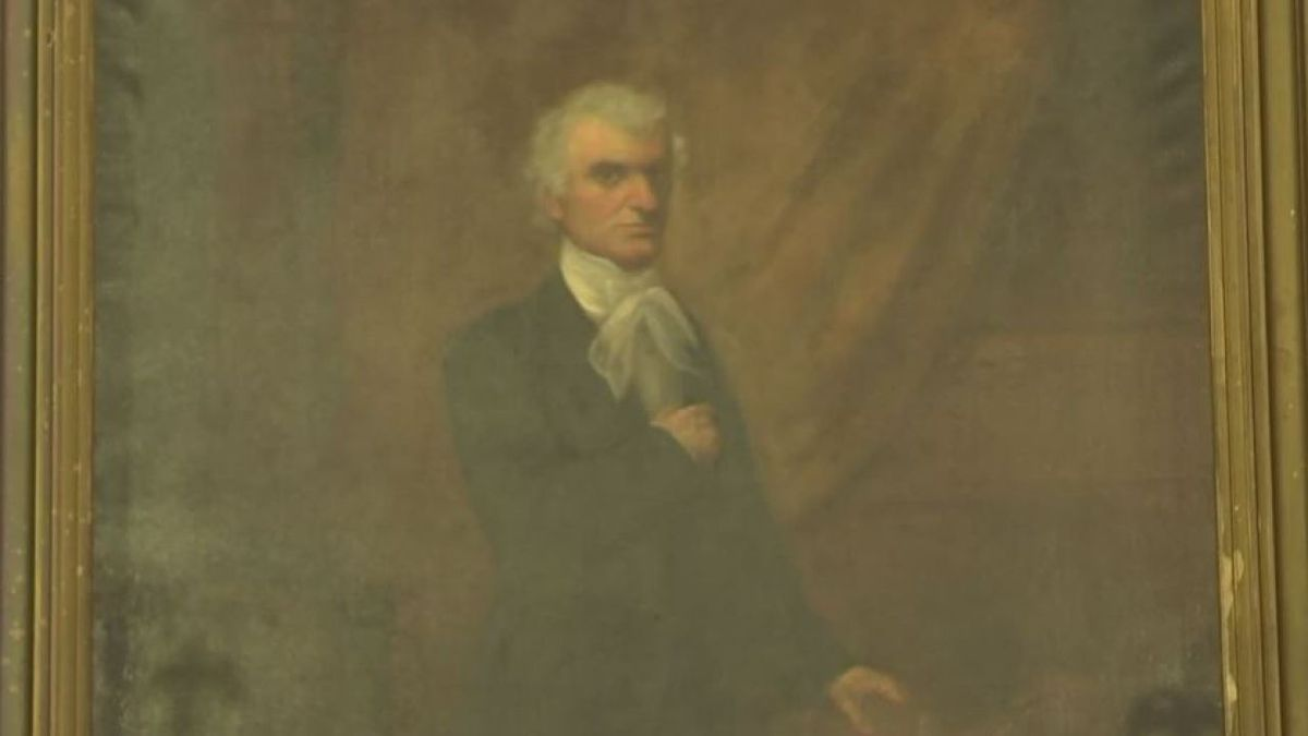 Portrait of former NC Supreme Court Justice, slave owner removed from Orange County Courthouse
