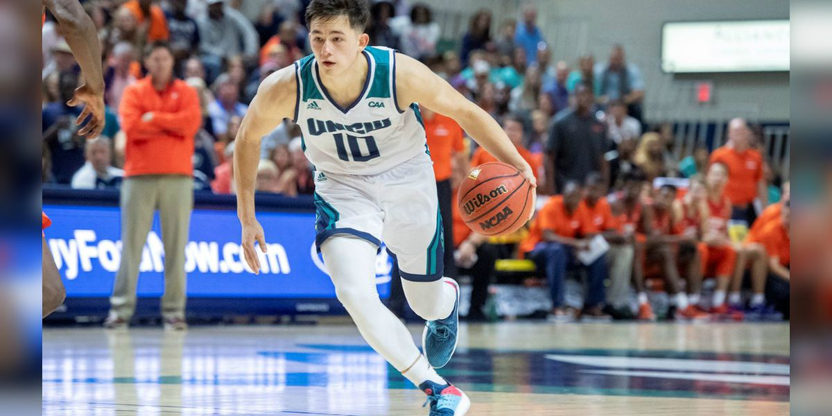 PG Toews leaving UNCW to pursue professional basketball career