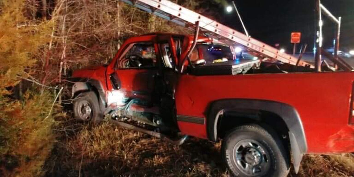 One seriously injured in two-vehicle vehicle accident