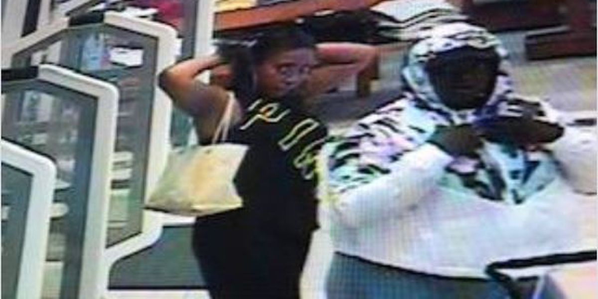 Shallotte police looking women wanted in Belk theft