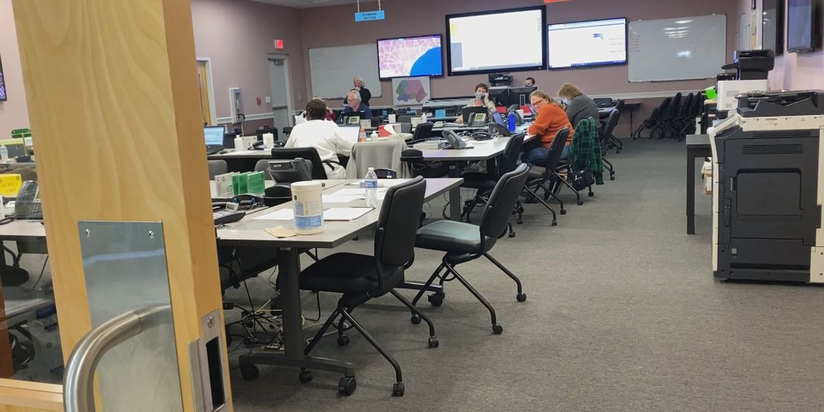 Pender Co. COVID-19 call center sees 5,000+ calls in first six days