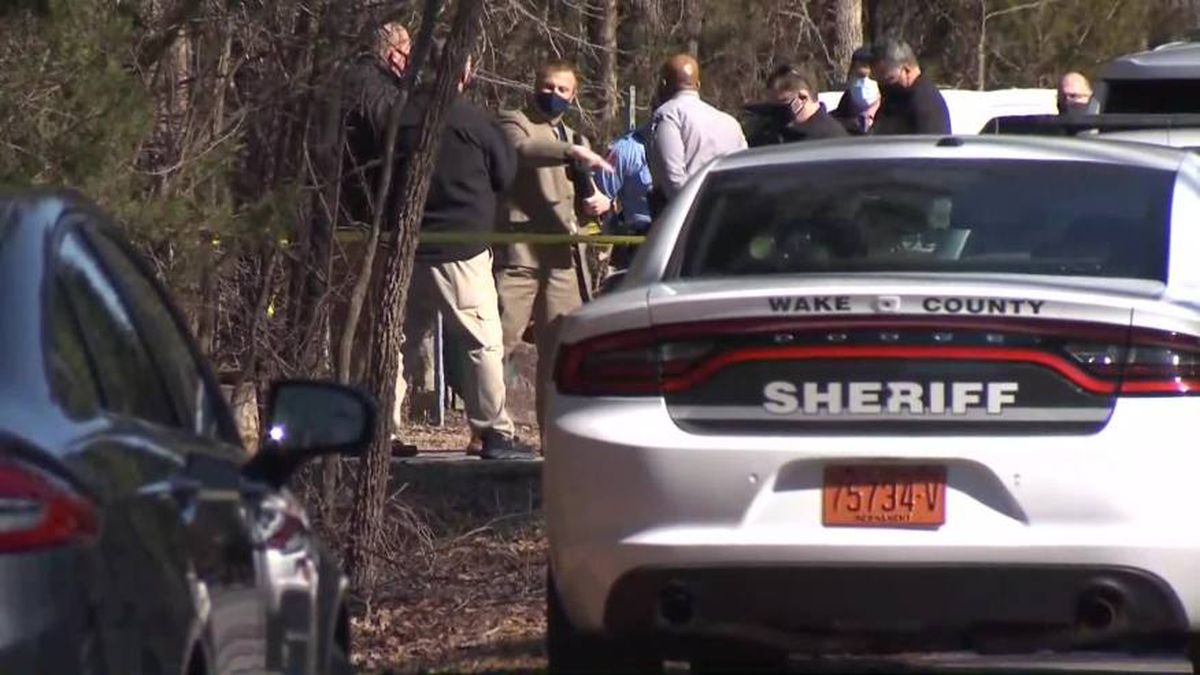 Woman's body found in suitcase near Neuse River in Wake County, deputies say