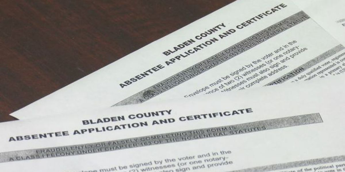 State Board of Elections schedules Saturday meeting; Bladen County protest on agenda