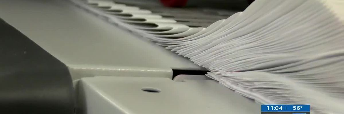 Board of Elections proposes changes to absentee balloting